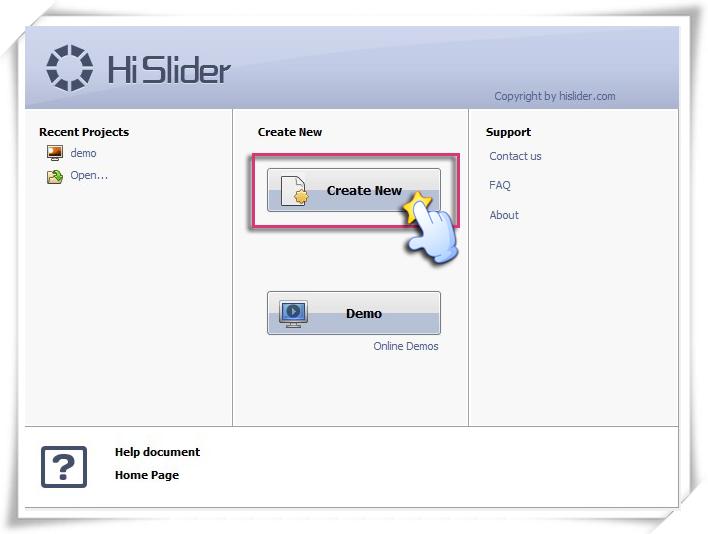 Free JQuery SlideShow Plugin By Hi Slider, JQuery SlideShow